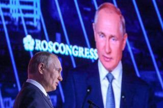 Фото: пресс-служба Кремля   «Какая чушь!»: Путин впервые прокомментировал то, что с ним произошло во Владивостоке