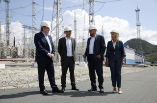 Фото: primorsky.ru | В Приморье введен в работу новый энерготранзит