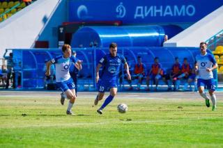Фото: «Динамо-Владивосток» | Вторая трудовая: «Динамо-Владивосток» в меньшинстве обыграл «Зенит»