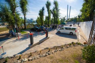 Фото: vlc.ru   Во Владивостоке открыли первую «умную» парковку