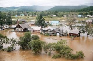 Фото: primorsky.ru | Приморье получило 130 миллионов рублей на борьбу с паводками