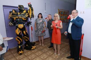 Фото: PRIMPRESS | В приморской школе открыли «Точку роста»
