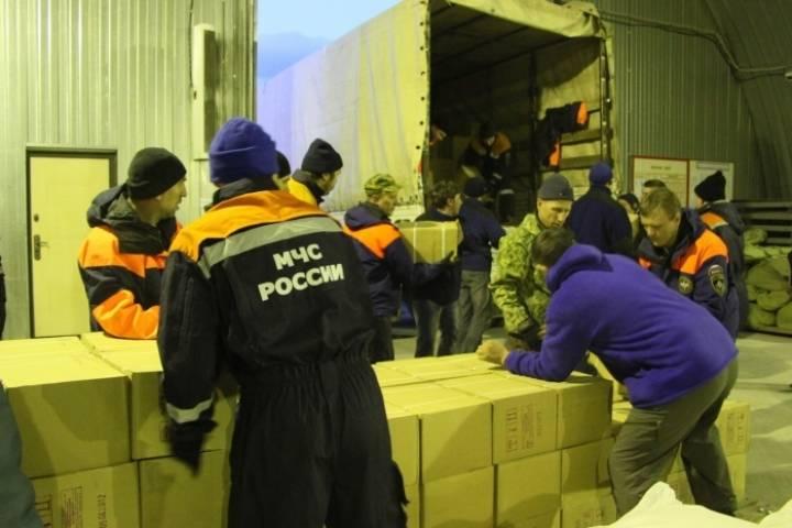 ВКрасноярске собирают помощь пострадавшим отпаводка жителям Приморья