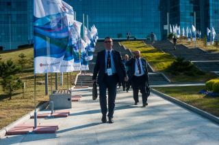 Фото: Семен Апасов | Третий ВЭФ завершился во Владивостоке