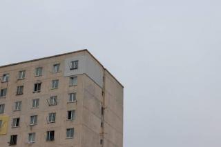 Фото: PRIMPRESS | «Фу, блин»: вот что запечатлела камера, установленная во владивостокском подъезде