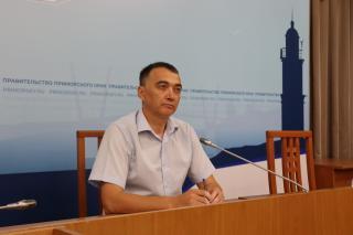 Фото: PRIMPRESS / Софья Федотова | Валерий Исаченко: «Мы делаем все возможное, чтобы не было коррупционных действий в крае»