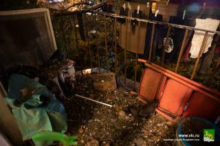 Фото: Анастасия Котлярова/vlc.ru   От взрыва во Владивостоке пострадали жильцы не менее девяти квартир