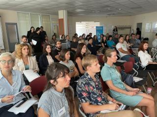 Фото: PRIMPRESS   Во Владивостоке стартовал третий акселератор для социальных предпринимателей «Бизнес от сердца»
