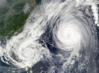 Фото: pixabay.com   Синоптики рассказали, как два тайфуна повлияют на погоду в Приморье в ближайшие дни