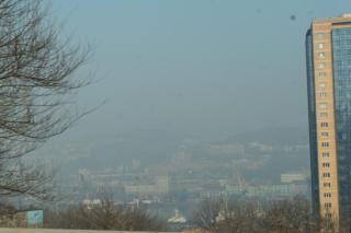 Фото: Татьяна Меель / PRIMPRESS | Экологи рассказали, в каких районах Владивостока самый грязный воздух