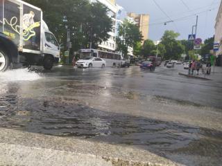 Фото: PRIMPRESS   Дожди и грозы обрушатся на Приморье в ближайшие выходные