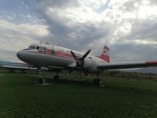 Фото: PRIMPRESS | Губернатор Приморья посетил открытие Дальневосточного авиационного музея в Арсеньеве