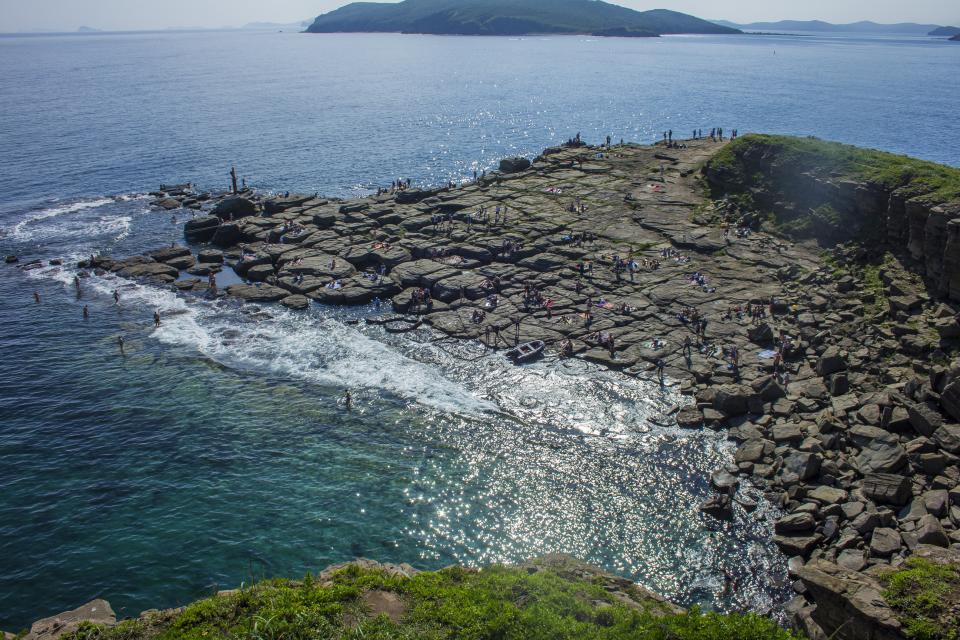 Топ-5 популярных мест отдыха у воды во Владивостоке