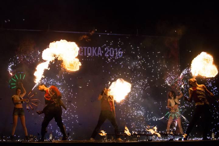 Новосибирская команда увезла кубок «Огней Востока»