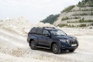 Фото: Toyota | Toyota Prado-2018 может появиться в Приморье уже в октябре