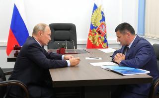 «Все будет в порядке»: Путин дал прогноз по второму туру выборов в Приморье