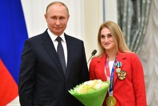Фото: Instagram/liliakhaimova | Девушка из Владивостока получила шикарный подарок от Путина