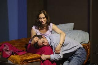 Фото: Екатерина Дымова / PRIMPRESS | Театр им. М. Горького представил репертуар на октябрь 2021 года