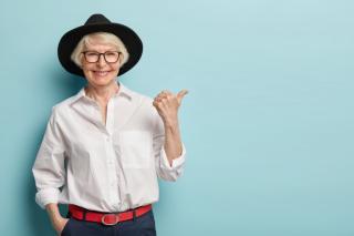 Фото: freepik.com | «Вот это энергия, и никакой возраст не помеха»: бабушка восхитила пользователей соцсетей свои танцем
