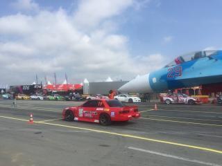 Фото: PRIMPRESS   Команды из России и Японии поборются за главный кубок Asia Pacific D1 Primring GP 2018 во Владивостоке