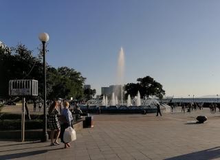 Фото: PRIMPRESS   «Вклад в фонтане открыл?»: над жалобой приморца посмеялись в Сети