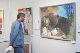 Фото: Екатерина Дымова / PRIMPRESS   «В поисках Белого Дракона»: во Владивостоке открылась юбилейная выставка Федора Морозова
