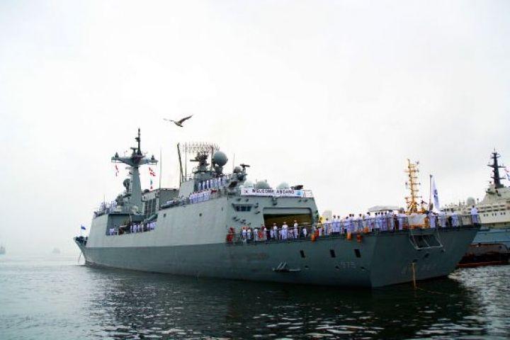 Корабли ВМС Южной Кореи прибыли воВладивосток
