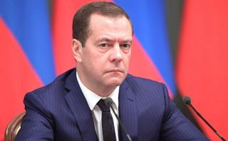 Фото: пресс-служба Кремля   Медведев объявил о введении нового налога для россиян