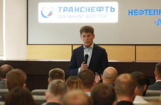Фото: primorsky.ru | Олег Кожемяко заявил, что дорожная ситуация в Приморье улучшилась
