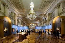 Фото: freepik.com   Эрмитаж продал пять NFT-картин из своей коллекции на сумму 32 миллиона рублей