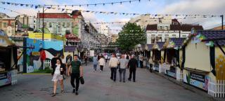 Фото: PRIMPRESS   Глава Владивостока прокомментировал идею перекрытия центра города для автомобилистов