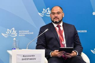 Фото: Росконгресс | «Моя личная мечта»: Константин Шестаков рассказал, почему Владивостоку необходим Спутник