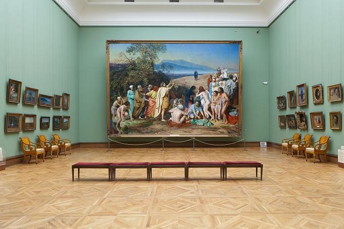 Во Владивостоке появится своя Третьяковская галерея