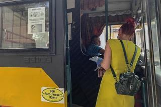 Фото: nakhodka-city.ru | В Находке на соблюдение мер профилактики COVID-19 проверяют такси и общественный транспорт