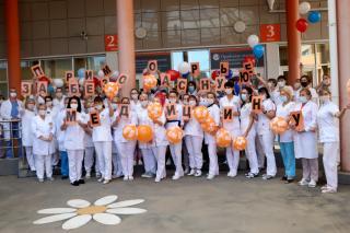 Фото: Екатерина Дымова / PRIMPRESS   Во Владивостоке стартовали мероприятия, посвященные Всемирному дню безопасности пациентов