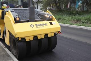 Фото: Екатерина Дымова / PRIMPRESS   Пожарский район получит дополнительную субсидию на ремонт дороги