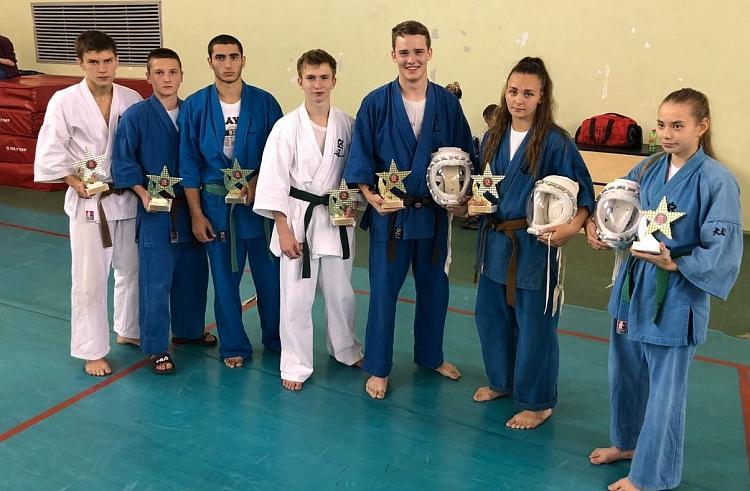 Приморские кудоисты пробились в состав сборной России на чемпионат мира