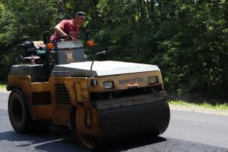 Фото: Екатерина Дымова / PRIMPRESS | В Приморье в этом году отремонтируют еще около 40 километров дорог