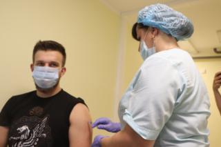 Фото: Екатерина Дымова / PRIMPRESS | Во Владивостоке вакцинацию от коронавируса прошли более 152 тысяч человек
