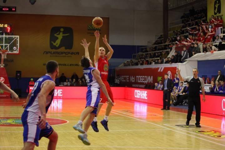 «Спартак-Приморье» отправляется на сборы в Сербию
