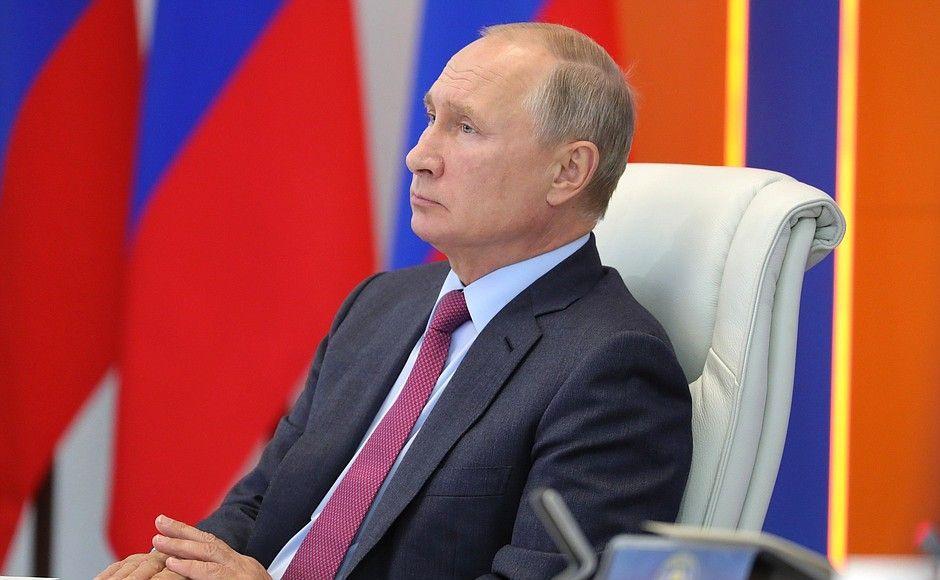 Кожемяко обратился к Путину