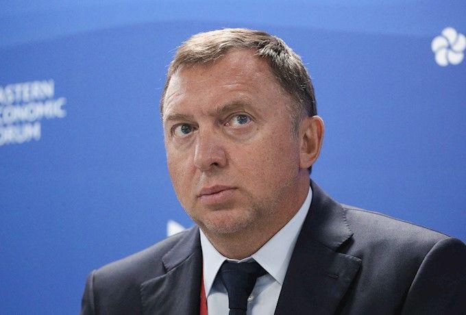 Спустя две недели после ВЭФ Дерипаска подает в суд