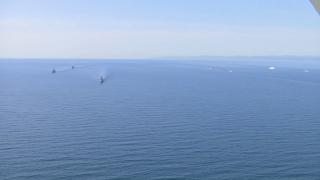 Фото: ТОФ | Военные корабли ТОФ приняли участие в учениях «Восток-2018»