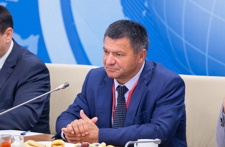 Андрей Тарасенко остается на посту врио губернатора