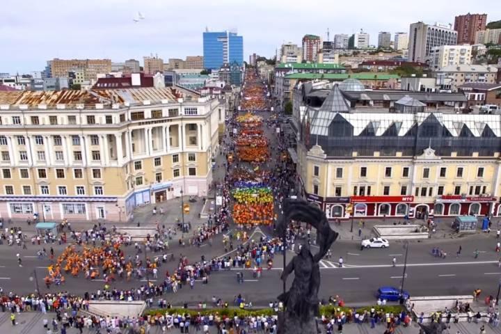 ВоВладивостоке 24-25сентября отметят День тигра