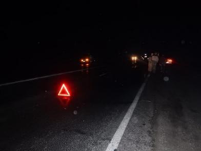 В Приморье разыскивают водителя, совершившего наезд на пешехода