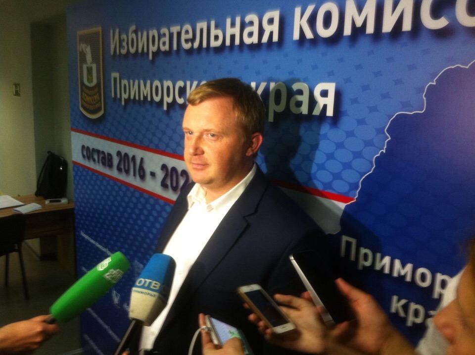 Андрей Ищенко будет оспаривать решение крайизбиркома в суде