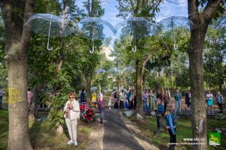 Фото: Максим Долбнин / vlc.ru   Во Владивостоке благоустроили «Нескучный сад»