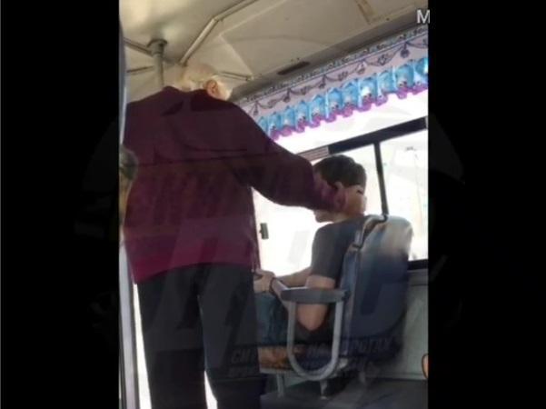 Видео с агрессивной пенсионеркой из Владивостока разошлось по всему Интернету