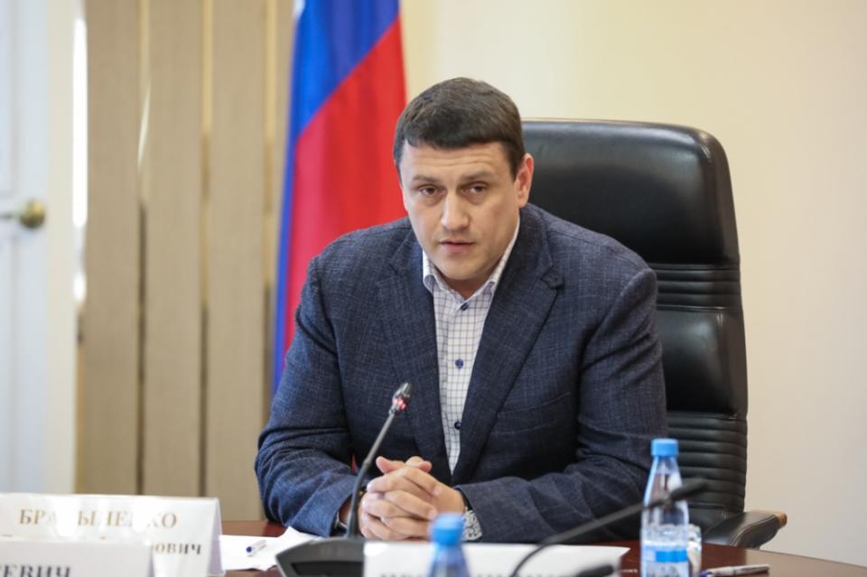 Братыненко все еще вице-губернатор Приморья